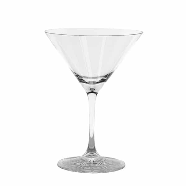 Perfect Serve Martini Glas