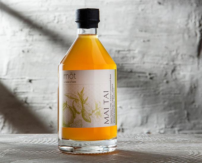 Mai Tai Bottled Fertigcocktail