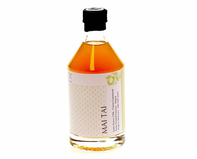 Mai Tai bottled cocktail