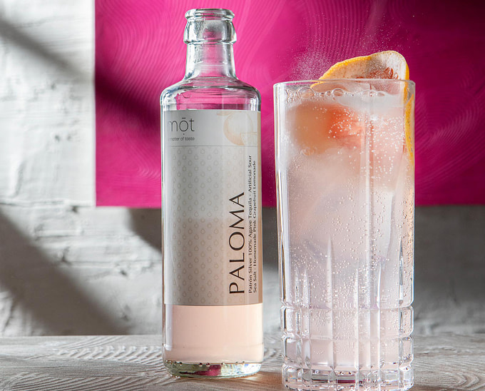 Paloma - ein erfrischender Cocktail mit Grapefruit Limonade