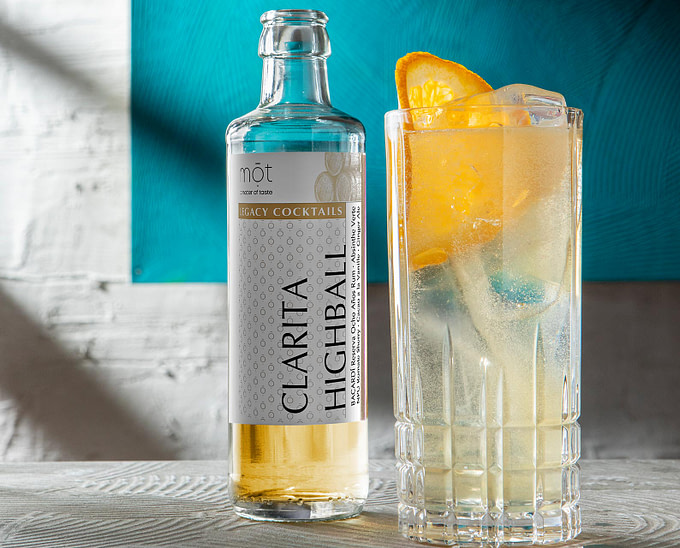 Clarita Highball Bottled Cocktail Ready to Drink