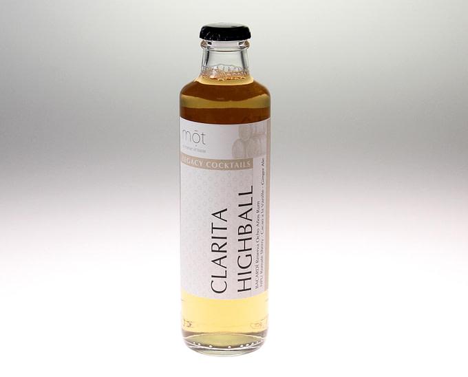 Clarita Highball Bottled Cocktail