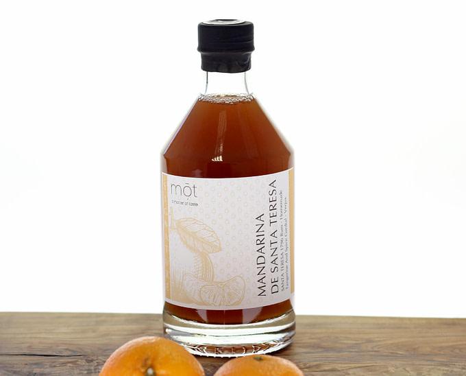 Rum Punch mit Santa Teresa von mot