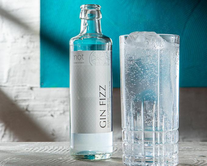 Gin Fizz, der ikonische Cocktail ready to drink