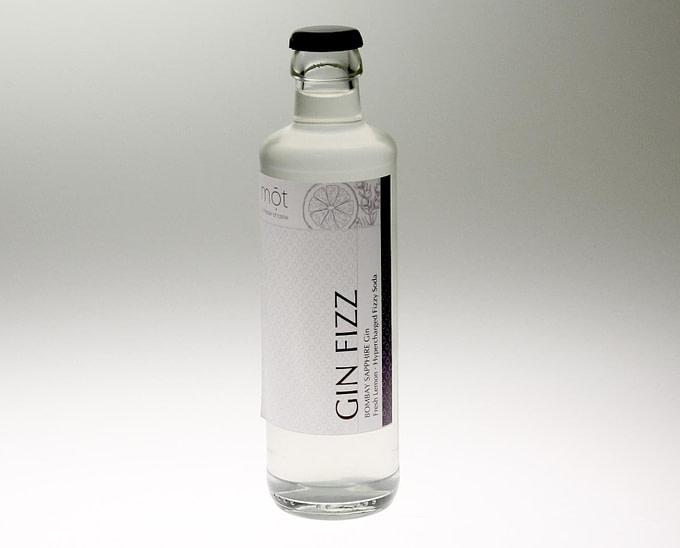 Gin Fizz, der Klassiker als trinkfertiger Cocktail im mot Shop