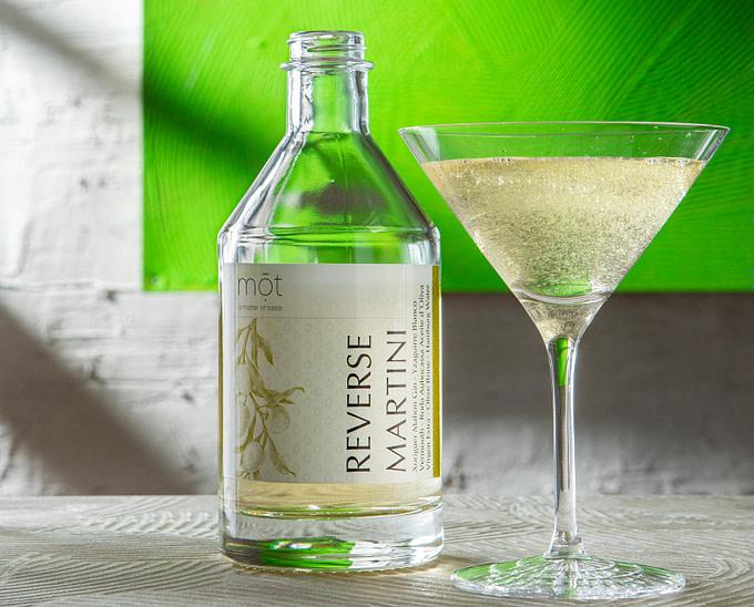 Reverse Martini Cocktail exclusiv für TUI BLUE Mallorca